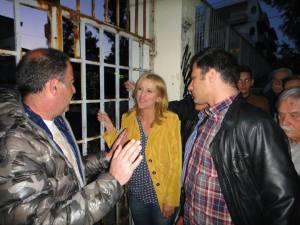 Ρένα Δούρου Άρης Βασιλόπουλος 1ο δημοτικό νέας φιλαδέλφειας